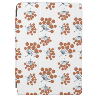 Autumn Flower Pattern iPad Air Cover