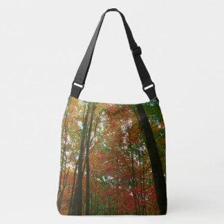 Autumn Forest Crossbody Bag