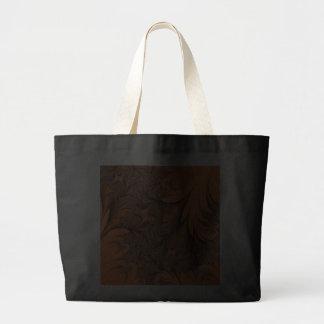 Autumn Fractals Canvas Bag