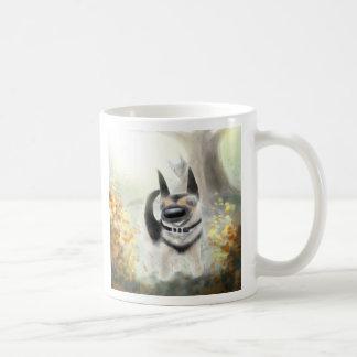Autumn German Shepherd Pup Mug