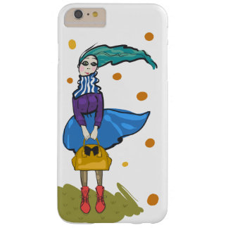 autumn girl barely there iPhone 6 plus case