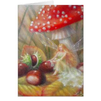 Autumn Glaze Card