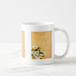 Autumn Gold Daisies Coffee Mug