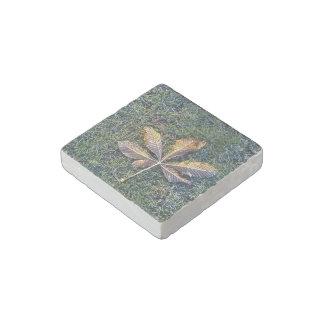 Autumn Gold Stone Magnet