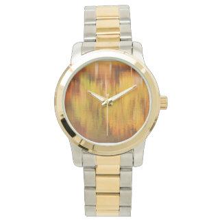 Autumn Golds Watch