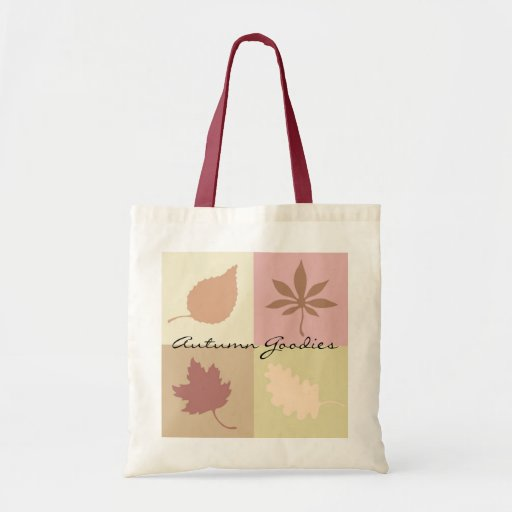 Autumn Goodies Tote Bag