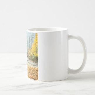 Autumn Greenough Park Missoula Montana Coffee Mug