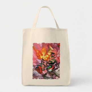AUTUMN GROCERY TOTE BAG