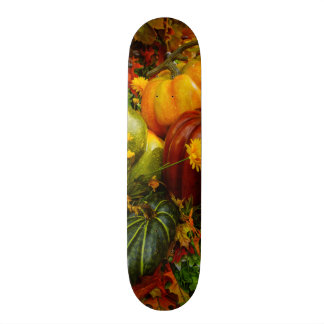 Autumn Grouping Custom Skate Board