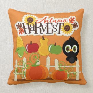 Autumn Harvest Cushion