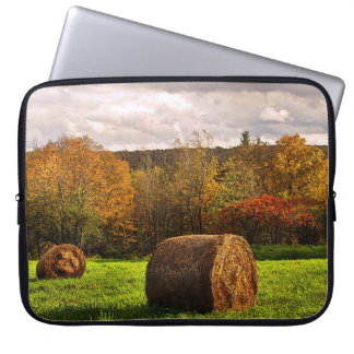 Autumn Harvest Laptop Sleeve