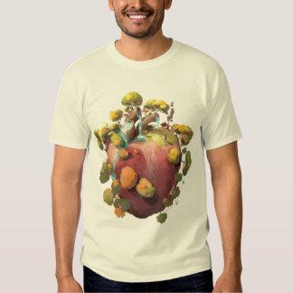 Autumn hearth t shirt