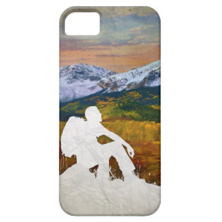Autumn hike barely there iPhone 5 case