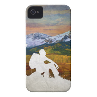 Autumn hike iPhone 4 Case-Mate case