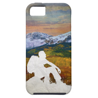 Autumn hike iPhone 5 covers