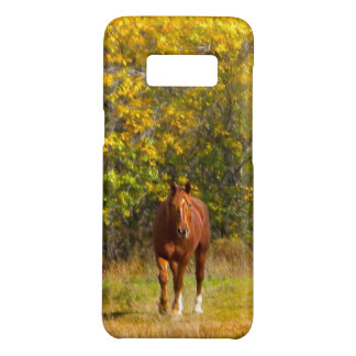 Autumn Horse Case-Mate Samsung Galaxy S8 Case