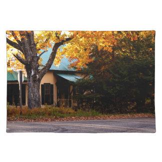 Autumn House Placemat