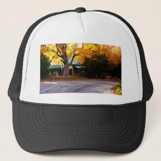 Autumn House Trucker Hat