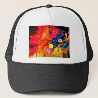 autumn impression trucker hat