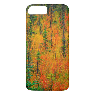 Autumn in a meadow iPhone 7 plus case