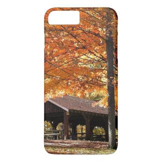 Autumn In A Park iPhone 7 Plus Case