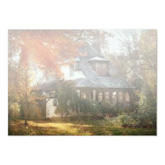 Autumn - In every fairy tale Card