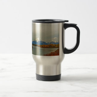 Autumn in Grand Teton National Park Travel Mug