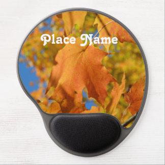 Autumn in Massachusetts Gel Mouse Pad