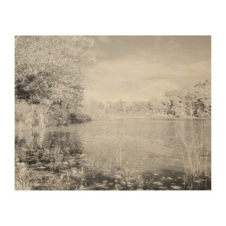 Autumn In The Catskills New York Wood Wall Art