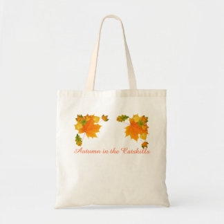 Autumn in the Catskills Tote Budget Tote Bag