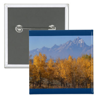 Autumn in the Grand Tetons Pin