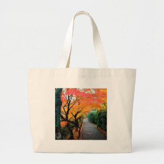 Autumn Kyoto Japan Tote Bag