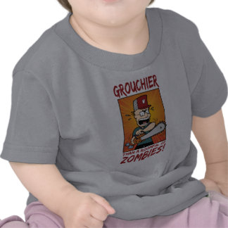 Autumn Lake GROUCHY TODDLER Tshirts