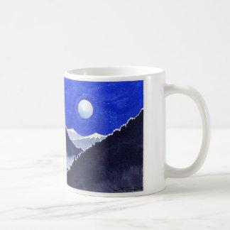 """Autumn Lake """"LUNA"""" Coffee Mug"""