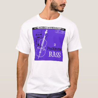 "Autumn Lake ""POSITRONIC BASS"" T-Shirt"