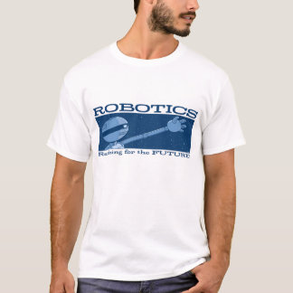 "AUTUMN LAKE ""Robotics!"" T-shirt"