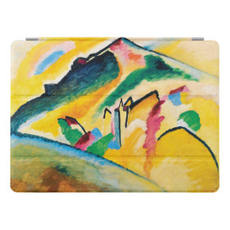 Autumn Landscape by Wassily Kandinsky iPad Pro Cover