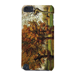 Autumn Landscape with Four Trees by van Gogh iPod Touch (5th Generation) Cases