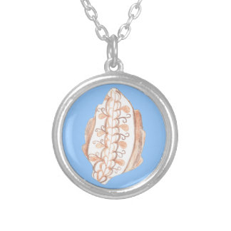 Autumn Leaf and Blue Sky Jewelry