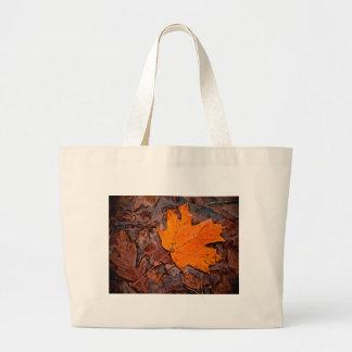 Autumn Leaf Bags