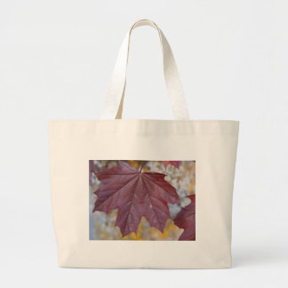 Autumn Leaf Tote Bags