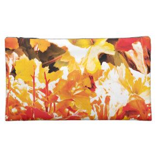 Autumn Leaf Cosmetic Bag