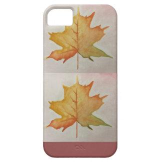 Autumn leaf  iPhone case iPhone 5 Case