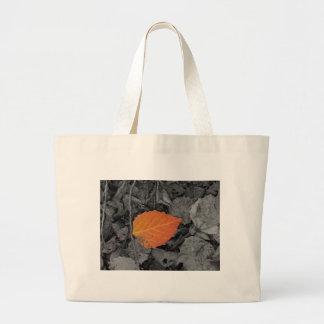 Autumn Leaf Jumbo Tote Bag