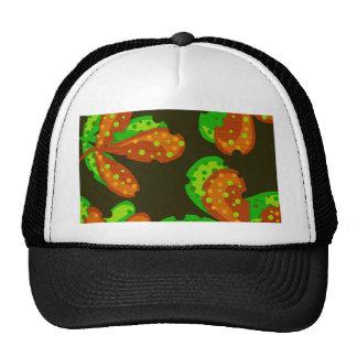 Autumn leafs cap