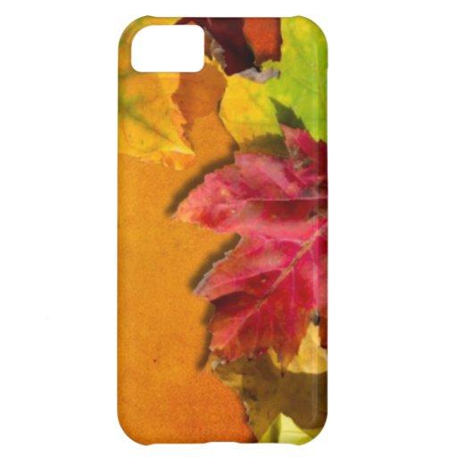 Autumn Leaves 1 iPhone 5C Cover