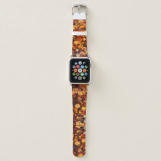 Autumn Leaves 6 Apple Watch Band