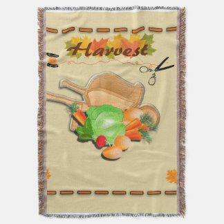 Autumn Leaves and Harvest