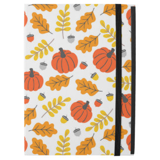 "Autumn Leaves and pumpkins iPad Pro 12.9"" Case"