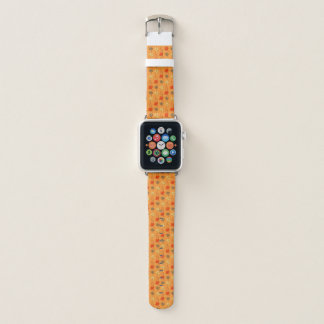 Autumn Leaves Apple Watch Band